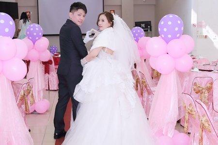 1070118台南市結婚迎娶+午宴