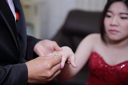 1070128品政&欣宜文定+結婚迎娶+午宴