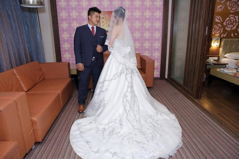 新娘的喜悅