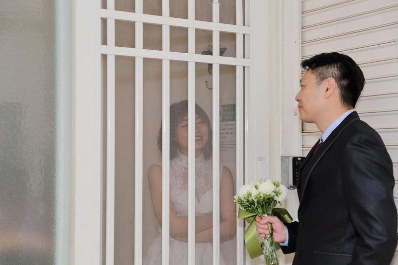 大八大飯店迎娶+證婚+午宴