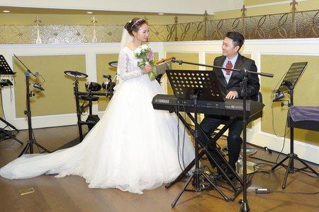 1070421高雄大八結婚迎娶+證婚+午宴