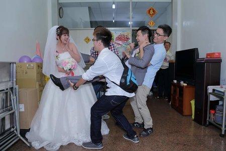 1070603坤鴻&美甄結婚迎娶+午宴