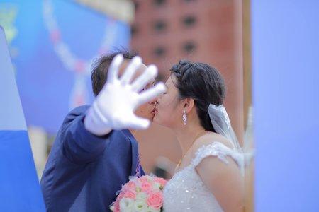 1070722高雄結婚迎娶+晚宴