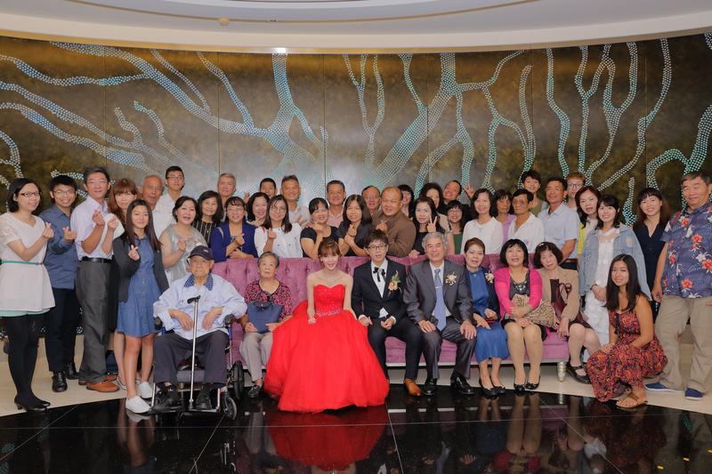 10791高雄雅悅會館證婚+訂婚+午宴
