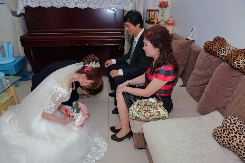 結婚迎娶+晚宴