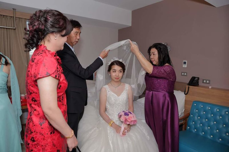 1071014結婚迎娶+晚宴