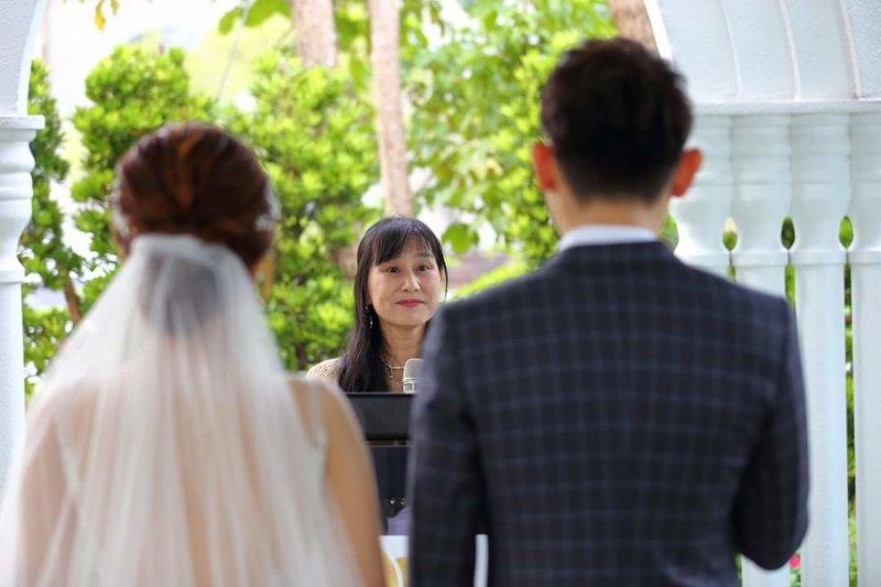 青青格麗絲莊園證婚
