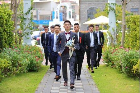 108.09.07台北婚禮攝影(桃園青青格麗絲莊園)