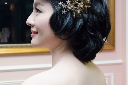 ~~短髮風格甜心~~