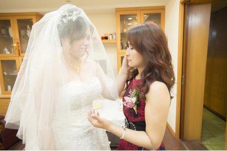 【台北婚禮攝影】亮宇&如珮