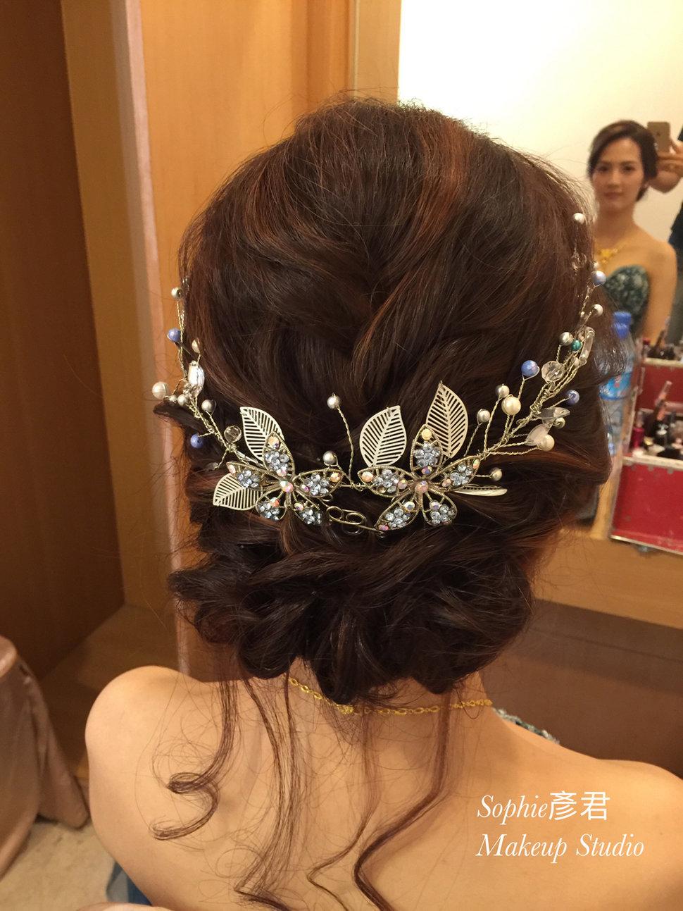 (編號:867299) - Sophie彥君 新娘秘書.彩妝造型 - 結婚吧