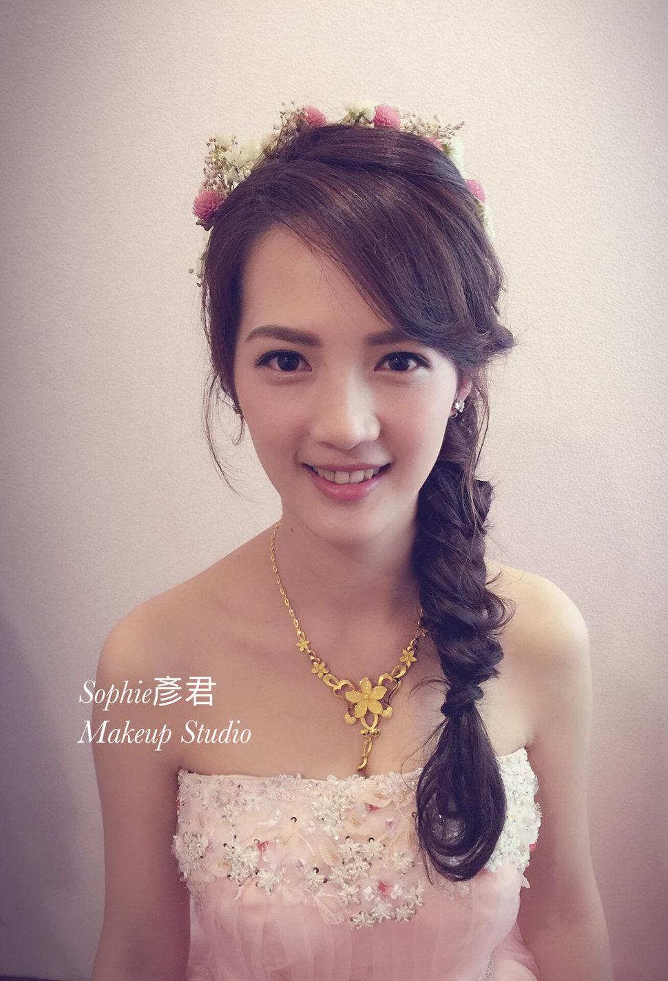(編號:867300) - Sophie彥君 新娘秘書.彩妝造型 - 結婚吧