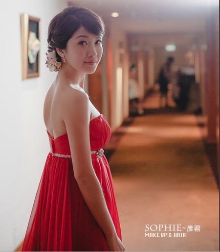 image - Sophie彥君 新娘秘書.彩妝造型 - 結婚吧