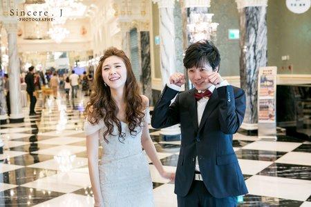 志浩 & 小白  Wedding