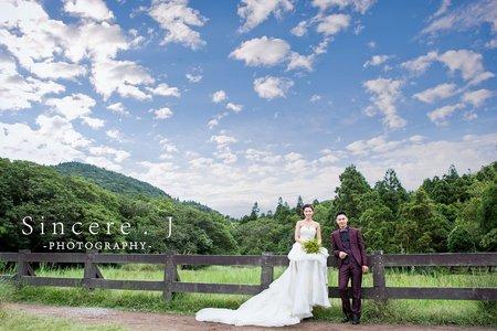 Sincere.J 攝影工作室 / Pre-Wedding