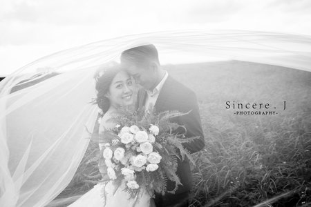 Sincere.J攝影工作室/Pre-Wedding