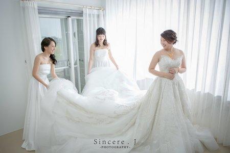 逢哲 & 琦 Wedding
