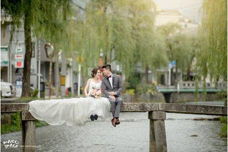 Anasia&Kevin 海外婚紗-日本/京都