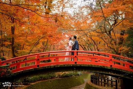 惠敏&明軒 海外婚紗-日本/京都