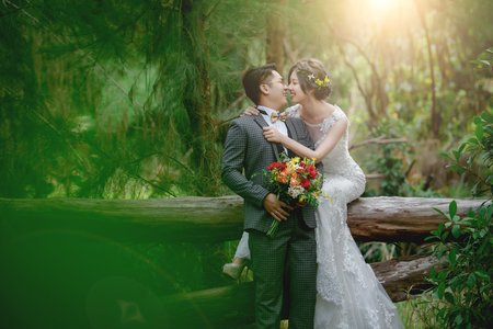 小瑜&卡茲 自主婚紗