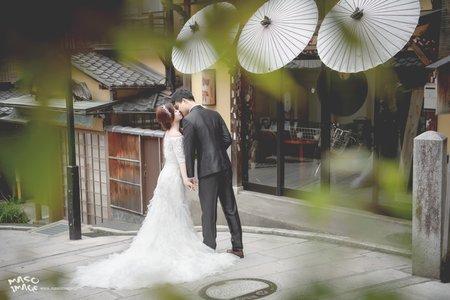 佩佩&文宇 海外婚紗-日本/京都