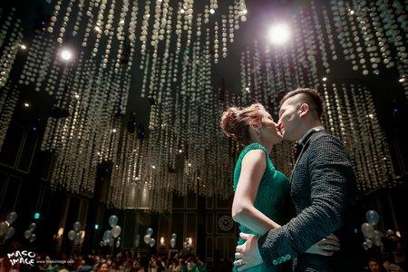 Joan&Ken 高雄-晶綺盛宴 珍珠廳