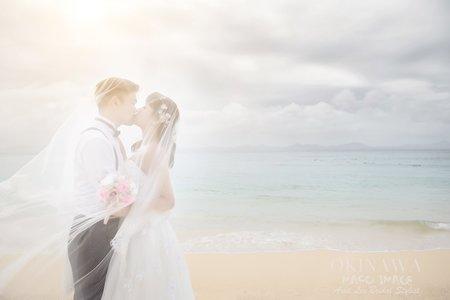 2018 日本沖繩海外婚紗搶先看