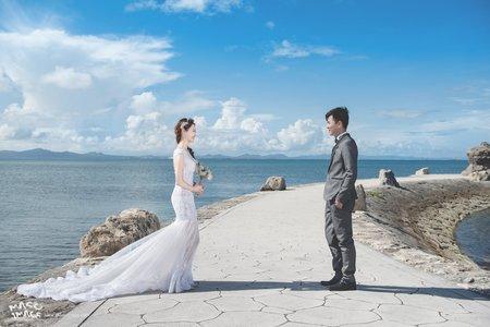 小悅&士軒 海外婚紗-日本/沖繩