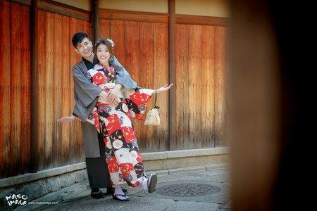 Naomi&Daniel 海外婚紗-日本/京都