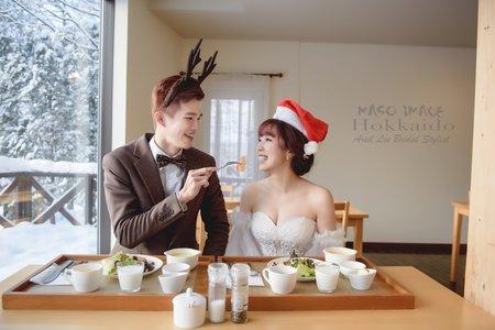 樂瑄&呈呈 海外婚紗-日本/北海道