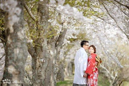 秀燕&志賢 海外婚紗-日本/京都