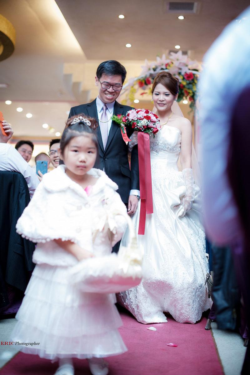 婚禮紀實  幸福小資女專案作品