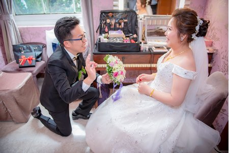 2019年4月21日婚禮紀實