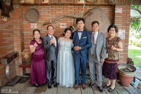 2019年6月16日婚禮紀實  純午宴會