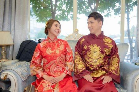 2019年1月5日俊翔 & 雅琴 文定午宴