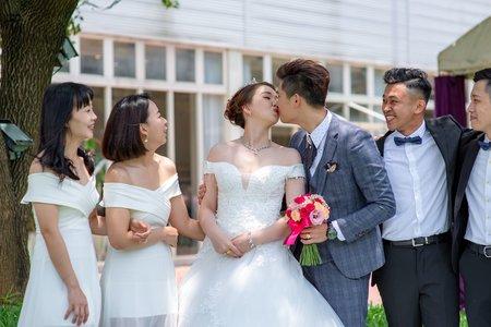 2019年6月29日翼家玔&陳瑜迎娶午宴