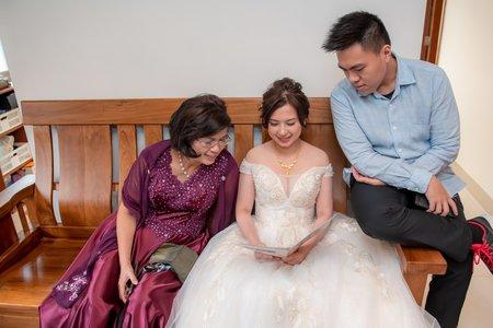 2019年11月2日 宏文&薇芫 婚禮紀實