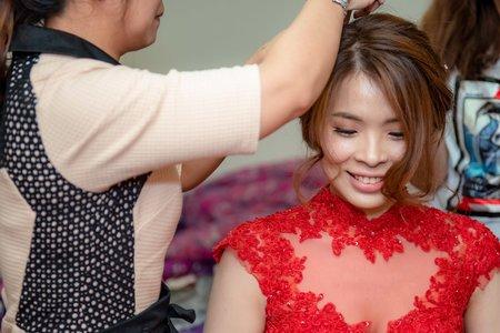 2019年4月14日 聖福&苡汶 訂婚結婚迎娶儀式