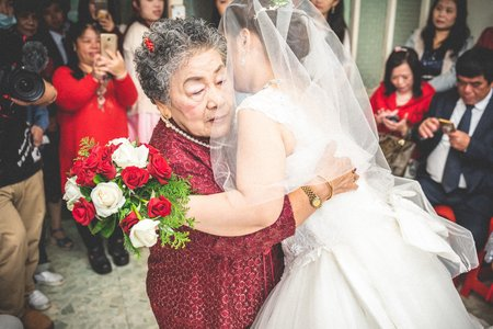 2019年11月29日安展&小琪 婚禮記錄