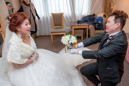 2019年12月7日 宗欽&佩樺 婚禮紀實