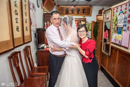 2019年11月23日 雲林訂婚結婚同天午宴會