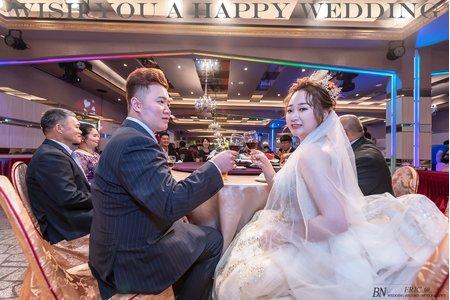 2020年10月10日皓葳&心瑜 全天婚禮 搶先看
