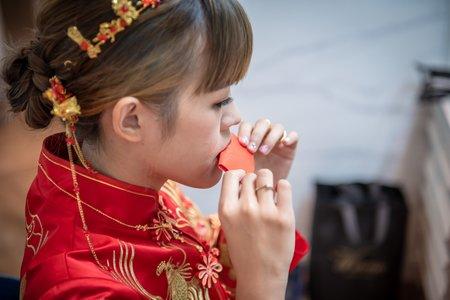 2020年10月11日昶翔&珮琪文定儀式+午宴
