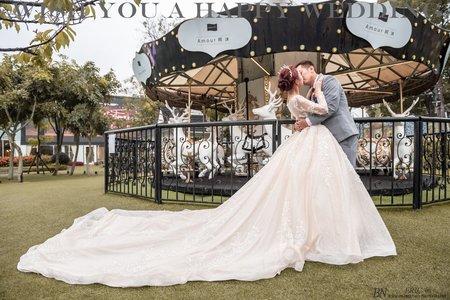 2020年11月8日小潔&振溥 婚禮搶先看