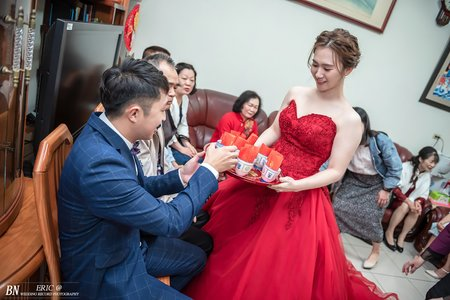 2021年1月24日韋榤&庭伃 婚禮記錄