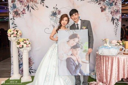 2020年11月14日 毅樺&子芮 婚禮記錄