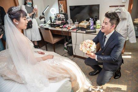 昀涵&韋豪 迎娶儀式午宴 婚禮紀錄