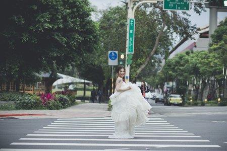 我的城市婚紗