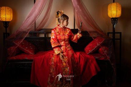 秀禾嫁衣婚紗