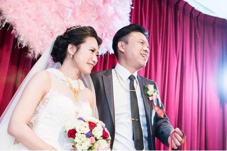 AnYa iMakeup。婚禮紀錄